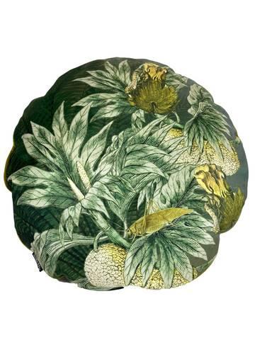 Bilde av Jackfruit velour pynteputetrekk rund