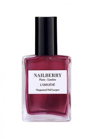 Bilde av Nailberry neglelakk Mystique red