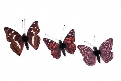 Bilde av Sommerfugl natur mix