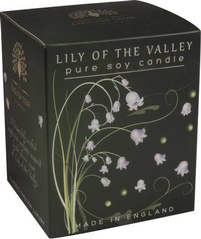 Bilde av English garden duftlys liljekonvall