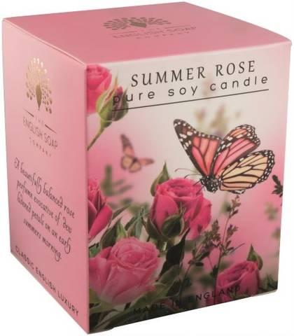 Bilde av English garden duftlys rose