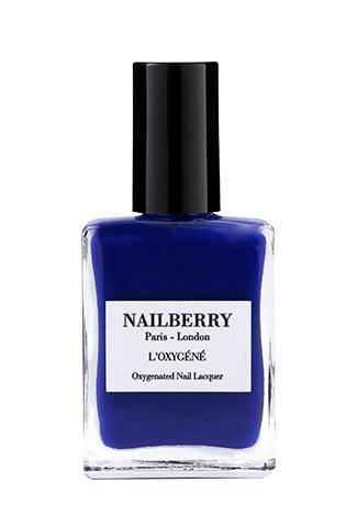 Bilde av Nailberry neglelakk maliblue