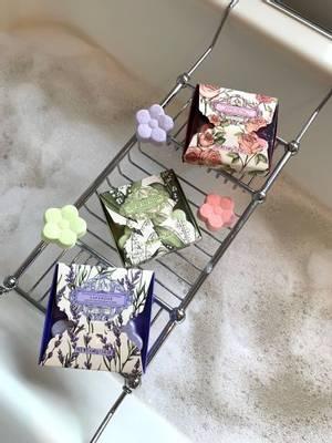 Bilde av Floral badebombe Lavendel
