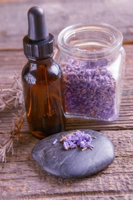 Bilde av Floral badesalt lavendel