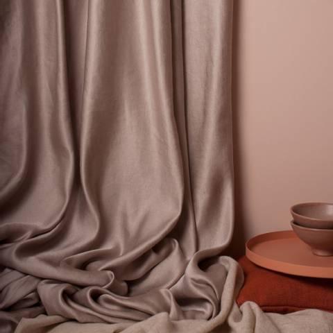 Bilde av Aruba Mano Morbida gardin lin/silke