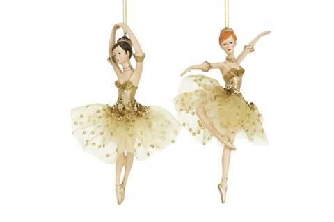 Bilde av Ballerina gullfarget