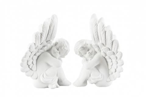 Bilde av Sittende engel