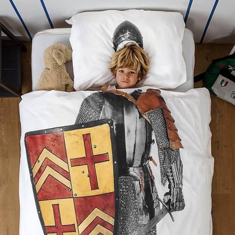 Bilde av Snurk ridder sengesett