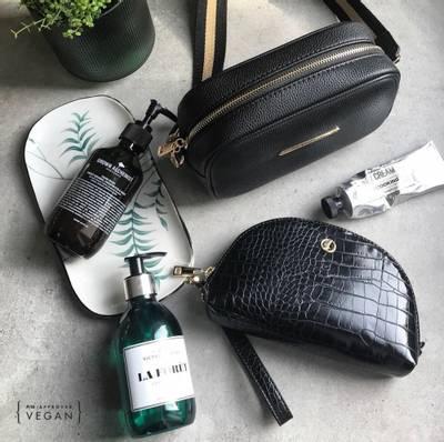Bilde av Linnea crossbody bag Infinity black