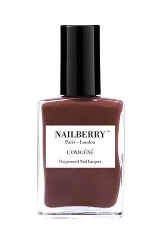 Bilde av Nailberry neglelakk dial M for Maroon