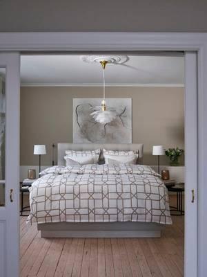Bilde av HB Raffles sengesett