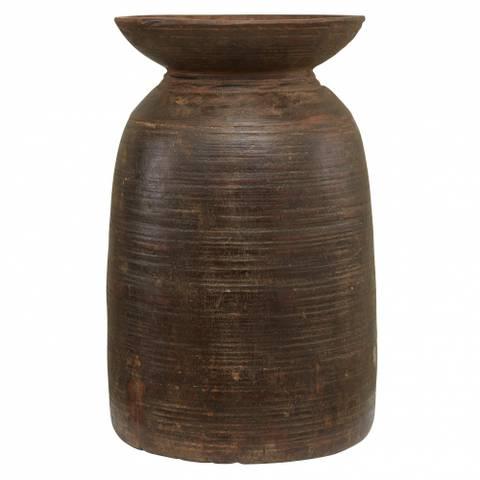 Bilde av Vintage wood urne