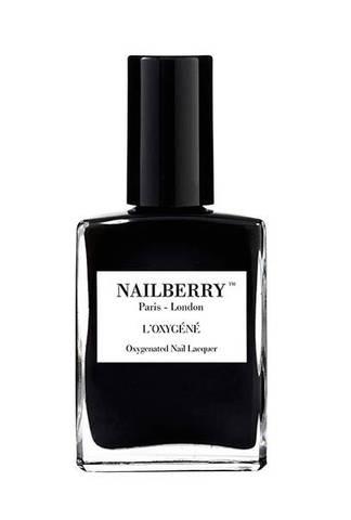 Bilde av Nailberry neglelakk black berry