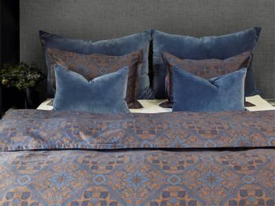 Bilde av HB Byron hotelputevar vintage indigo