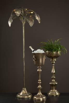 Bilde av Palme gulvlampe