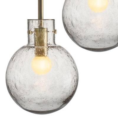 Bilde av Lampe Krystallkule Klar soda