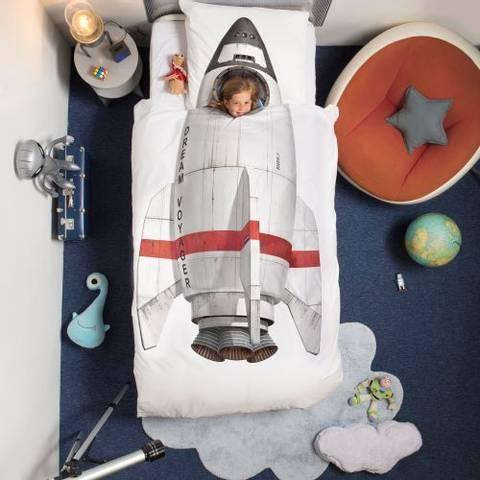 Bilde av Snurk Rocket sengesett
