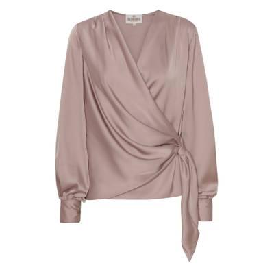 Bilde av Ines bluse pudder-rosa