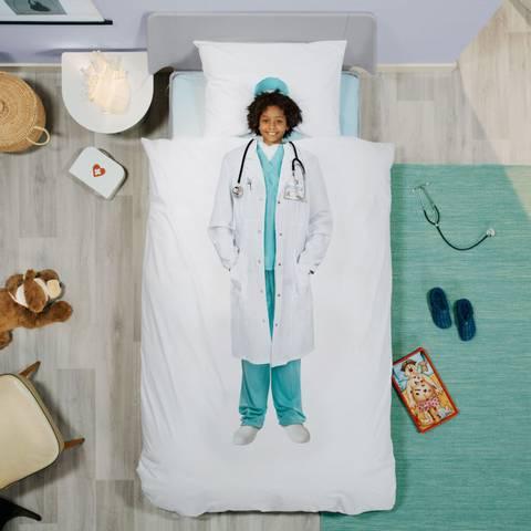 Bilde av Snurk doktor sengesett