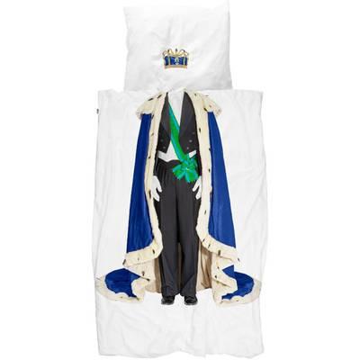 Bilde av Snurk konge sengesett
