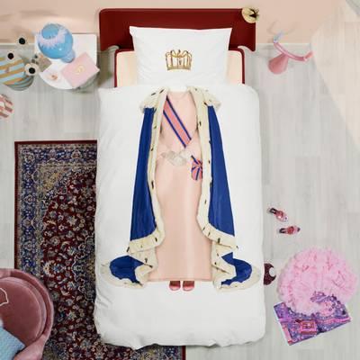 Bilde av Snurk dronning sengesett