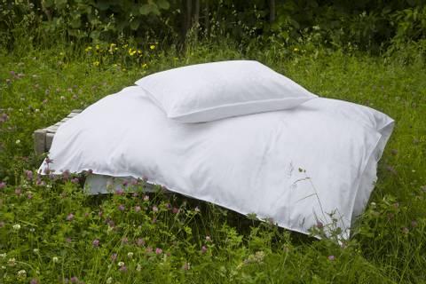 Bilde av Nord Viking sengesett hvit