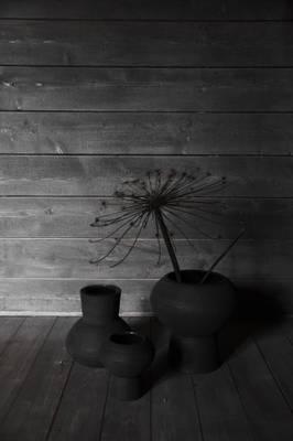 Bilde av Ernst vase i stengods