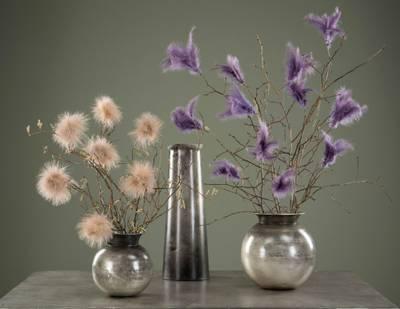 Bilde av Vase Polly Cloudy Rusty