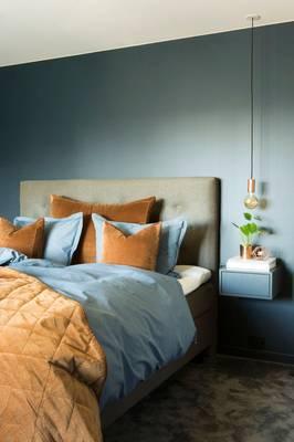 Bilde av Ana sengeteppe cognac