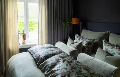 Bilde av HB Byron sengeteppe dusty olive
