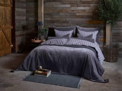 Bilde av HB Byron sengeteppe plum kitten