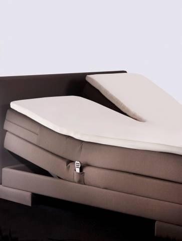 Bilde av TF splittlaken percale hvit