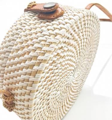 Bilde av Ata bag hvit