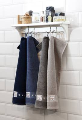 Bilde av Grand vintage towel linen