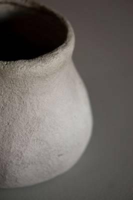Bilde av Paper vase/potteskjuler sort