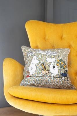 Bilde av Moomin Exotic pynteputetrekk