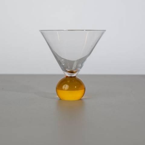Bilde av Posh spice glass gul