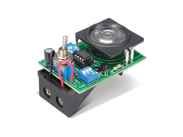 Velleman MK113,  Sirene lyd generator, elektronikk-byggesett