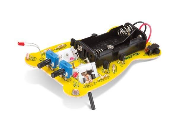 Velleman MK127,  Running Microbug, elektronikk-byggesett