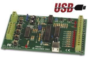 Bilde av Velleman K8055, USB