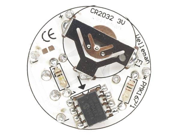 Velleman MK167, Elektrisk lys, elektronikk byggesett