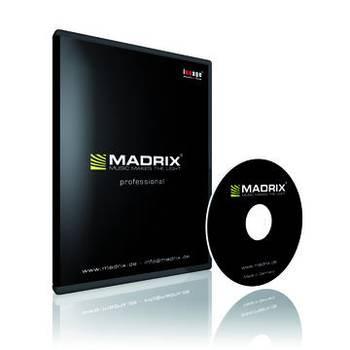 PC software til lys styring, DMX
