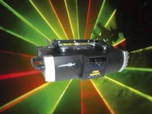 Bilde av Laserworld RS-800RGY