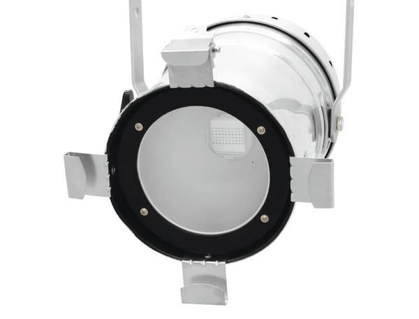 EUROLITE LED PAR-56 COB RGB 60W sil