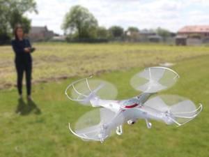 Bilde av 6-axis Gyro Quadcopter