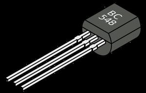 Bilde av Transistor løssalg etter