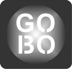 Bilde av glassgobo med din logo