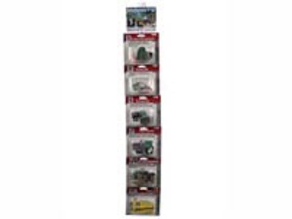 Velleman MKSET1Mini-Kits Starter: MK101, MK102, MK109, MK113, M