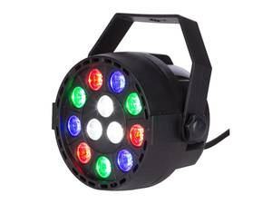 Bilde av Mini LED Spot PAR 9x1W