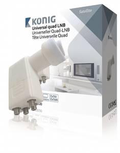 Bilde av Universalt Quad LNB